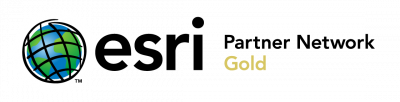 Esri Gold Partner logo